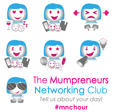 Mumpreneur emojicon download