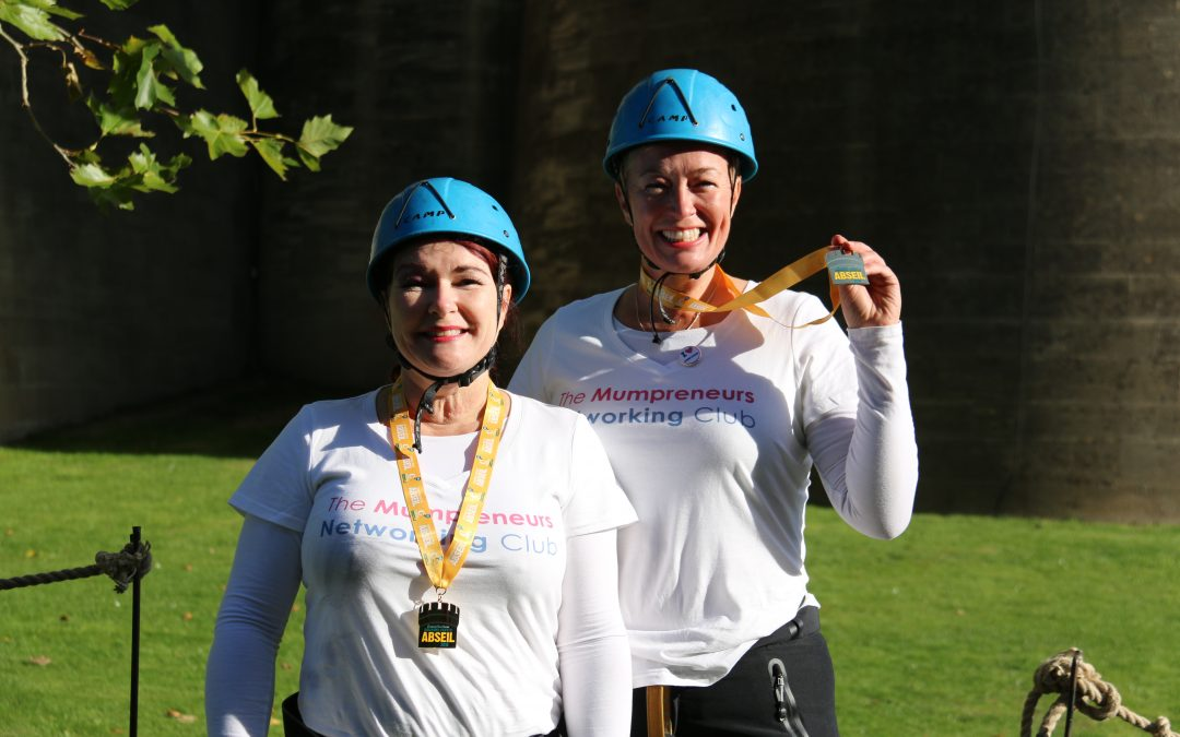Why did we jump off Arundel Castle for Chestnut Tree House Charity?
