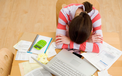 Top tips to avoid overwhelm as you build your business